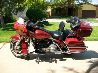 1982 Harley Davidson Flt Tour Glide Classic photo