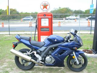 2008 Vs 650 Sf,  Suzuki photo