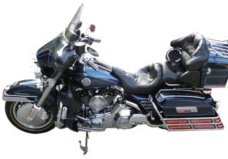 2003 Harley Davidson Ultra Classic (flhtcui) 100th Anniversary Shriners Edition photo