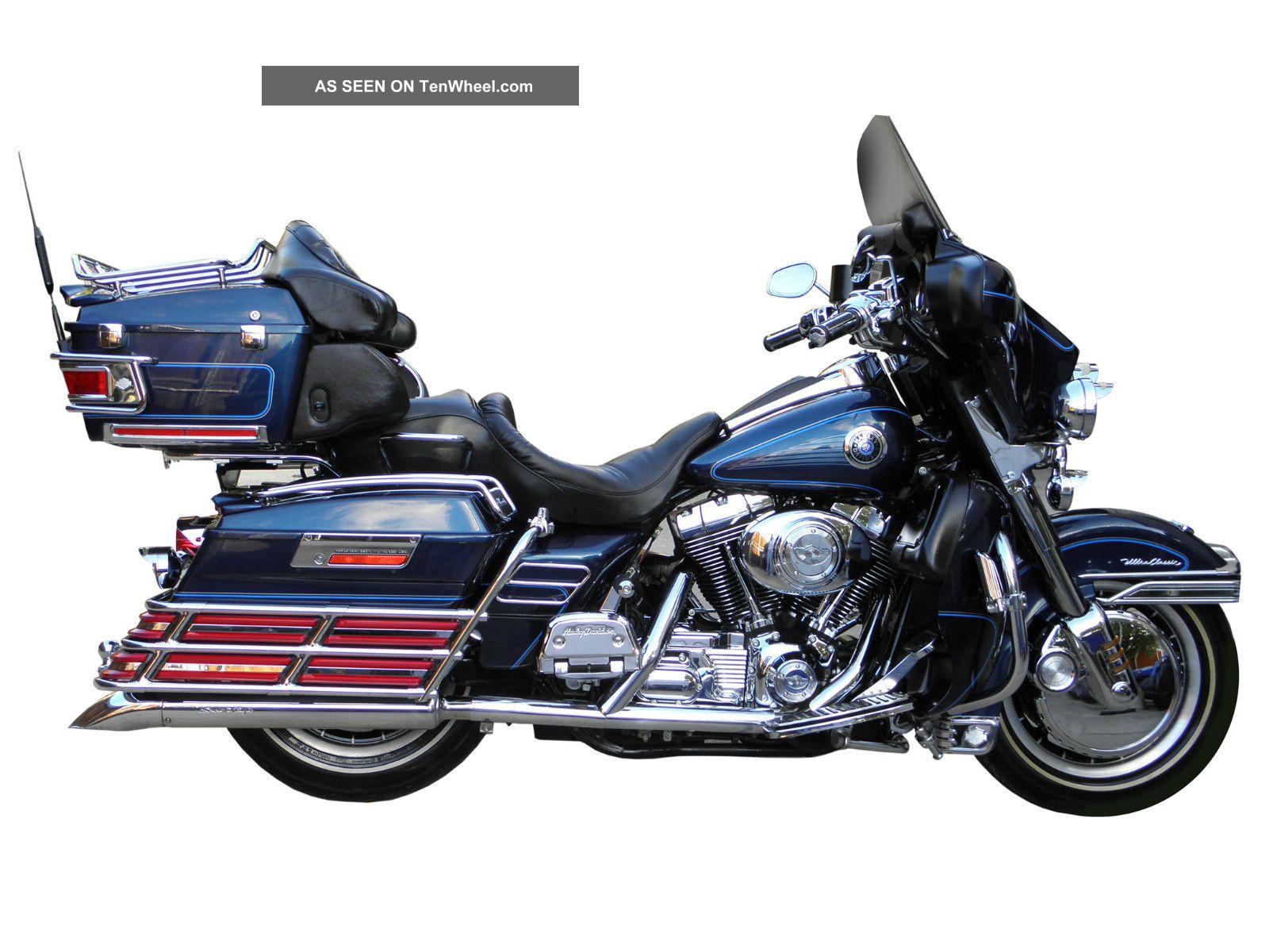 Harley Davidson Th Anniversary Ultra Classic Specs