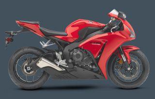 2013 Honda Cbr1000rr Sportbike Hrc Cbr1000 No Fees Red Black White photo