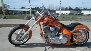 2003 Big Dog Chopper photo