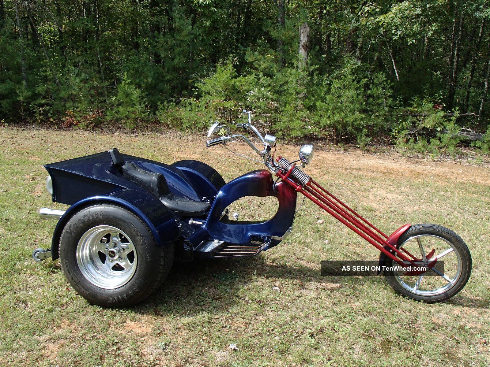 1973 Old School Trike