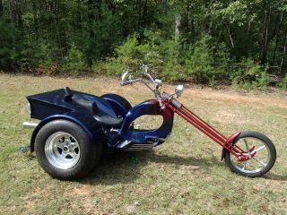 1973 Old School Trike photo