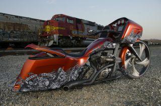 2012 Custom Road Glide 30