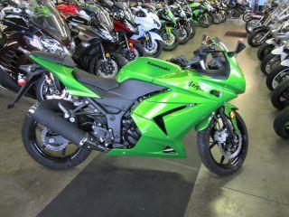 2012 Kawasaki Ninja 250r Ex250 Was $4199 $2999 photo