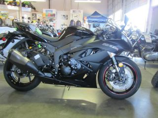 2012 Kawasaki Ninja Zx - 6r In Black Last One Was $10,  299.  00 Now $1.  00 Nr photo