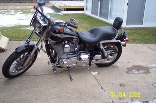 2003 Harley - Davidson Dyna Glide With Screamin Egale Stage Ii Big Bore Kit photo