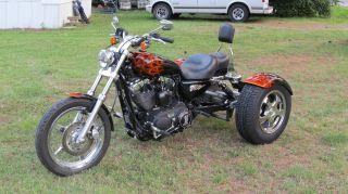 2009 Sportster 1200 Xlc / Trike photo