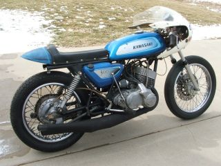 1971 Kawasaki H1500 Triple photo