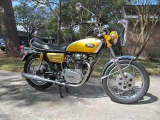 1971 Yamaha Xs650 (xs1b) photo