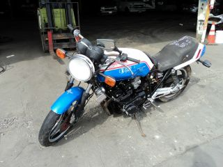 1983 Suzuki Gs, photo