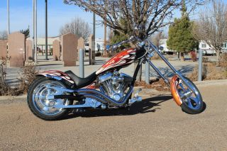 2008 American Ironhorse Texas Chopper photo