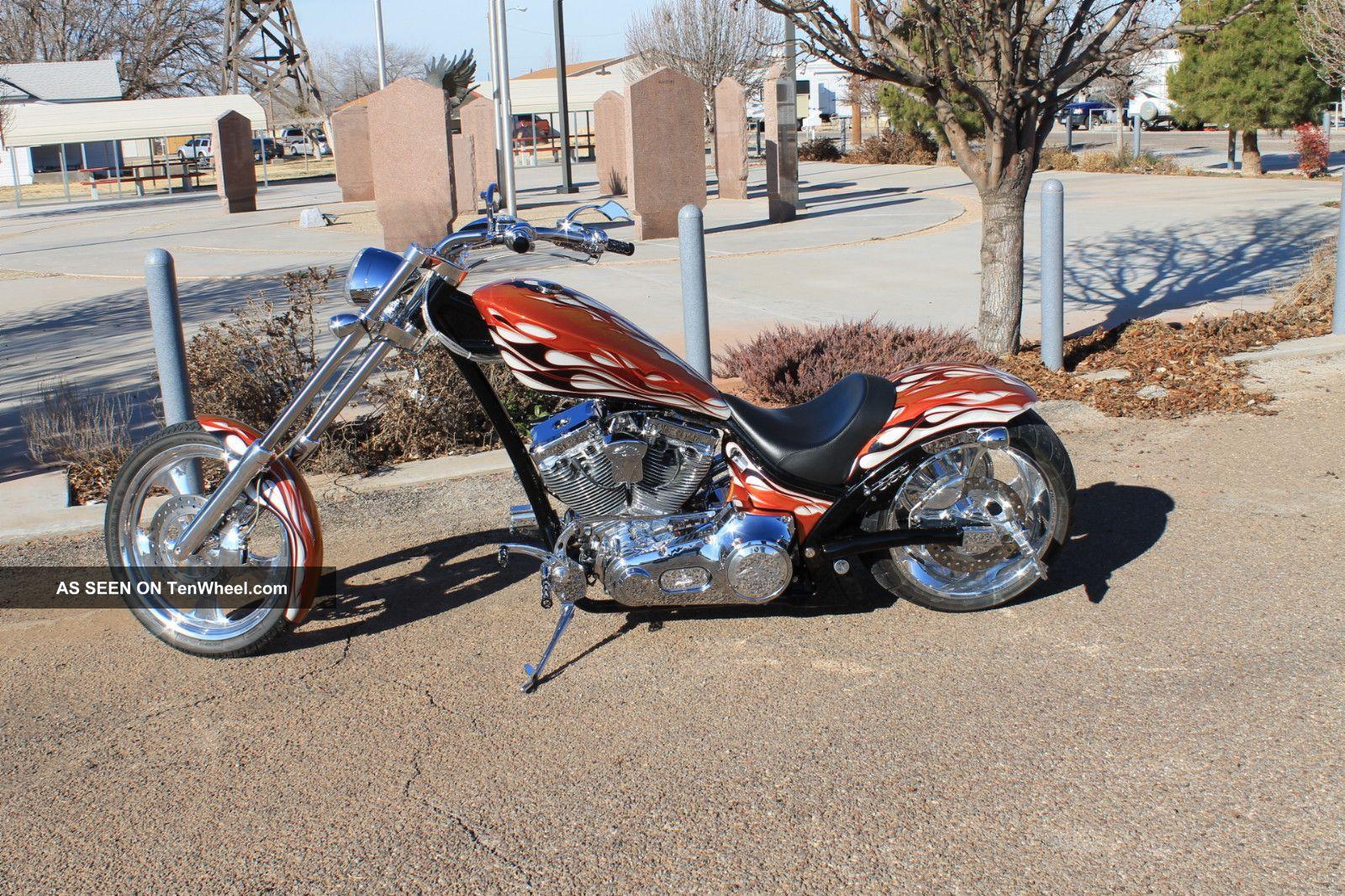 2008 American Ironhorse Texas Chopper