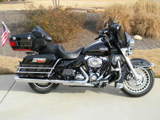 2009 Electra Glide Ultra Classic - Flhtcu photo