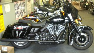 2007 Harley Davidson Road King Custom photo