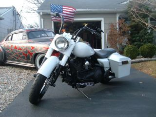 2011 Harley Davidson Custom Built Bagger photo