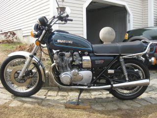 1978 Suzuki Gs750 Gs Gs750ec Gs750e Gs1000 1977 Vintage All photo