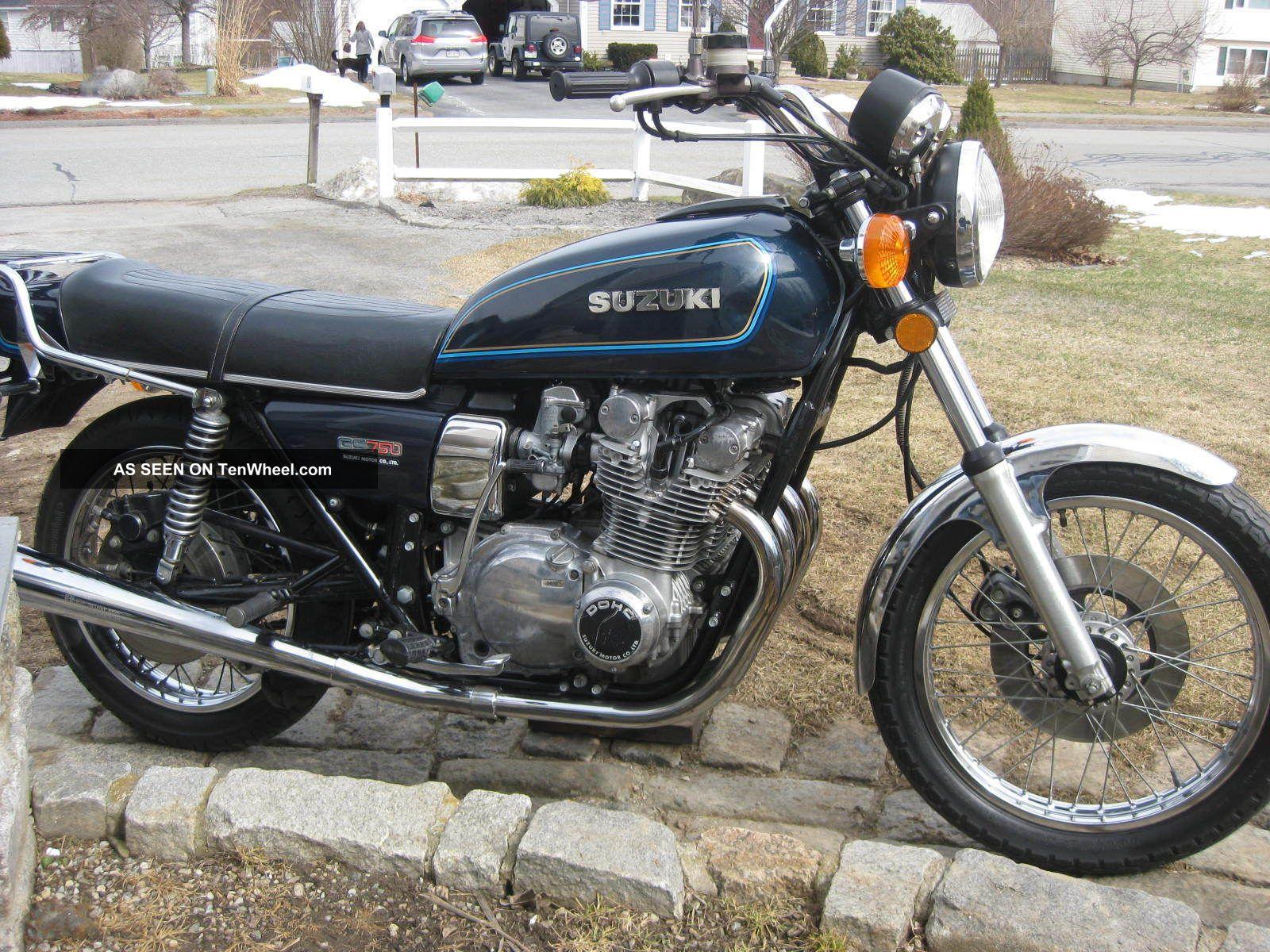 Suzuki Gs Gs Gs Ec Gs E Gs Vintage All Lgw on Wiring Diagram For 1978 Suzuki Gs 750