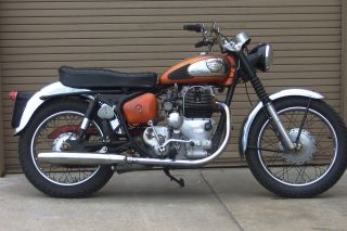 1965 Royal Enfield Interceptor photo