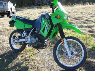 2006 Kawasaki Klr 650 photo