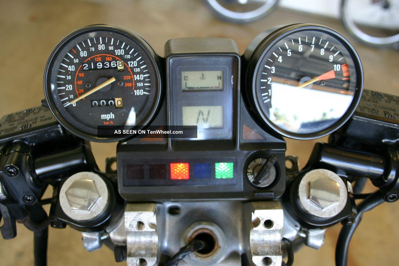 1983 Honda Magna V65 Bobber Ducati 160 Wiring Diagram