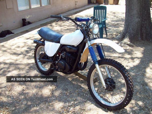 1975 Yamaha Mx400 Other photo