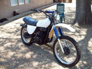1975 Yamaha Mx400 photo