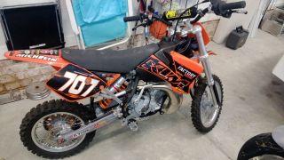 2007 Ktm 65 Sx photo
