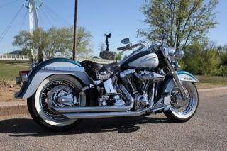 2004 Harley - Davidson Softail Classic Flstc photo