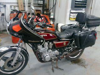 1979 Honda Cb750k Ltd photo