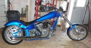 2005 Iron Horse Legend Chopper Motorcycle photo