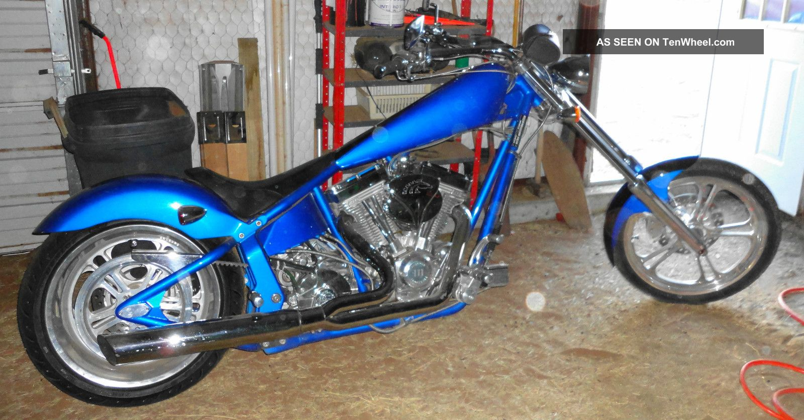 2005 Iron Horse Legend Chopper Motorcycle