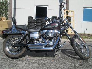 2006 Harley Davidson Dyna Wide Glide photo