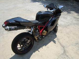 2008 Ducati 1098s photo