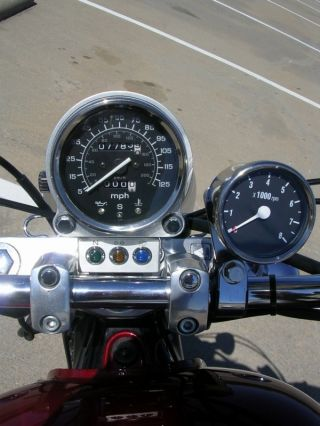 1997 Honda Shadow 1100 Ace photo