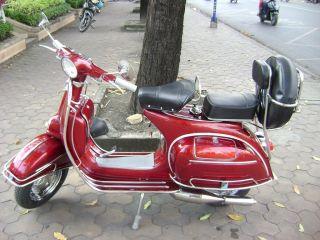 1966 Vintage Vespa Vbc 150