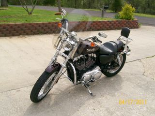 2007 Harley Davidson Sportster Xl1200l photo