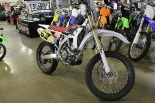 Awesome 2011 Yamaha Yz250f,  Winter Special,  Priced To Move photo