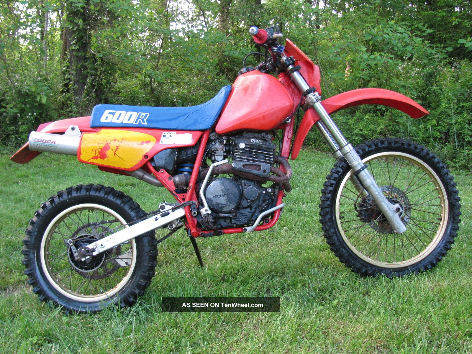 1986 Honda Xr600r Wiring Diagram - Somurich.com on