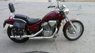 Honda Shadow Vlx 600 1988 photo