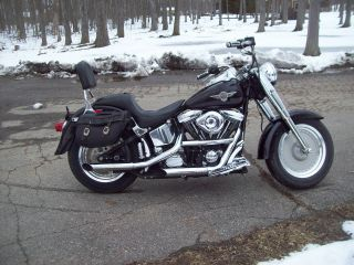 1996 Harley Davidson Fat Boy photo