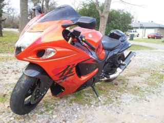 2008 Suzuki Hayabusa photo