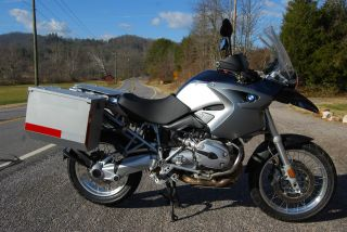 2005 Bmw R1200gs R1200 Gs R 1200gs - Loaded And Ready For Adventure Adv Gsa photo
