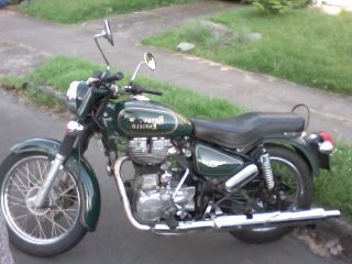 Royal Enfield Bullet G5 Classic (2010) photo