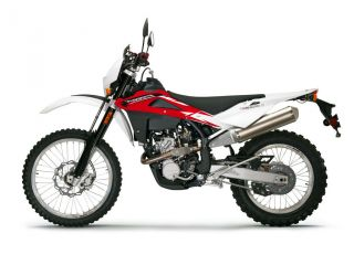 2012 Husqvarna Te250 Street Legal Enduro Motorcycle photo