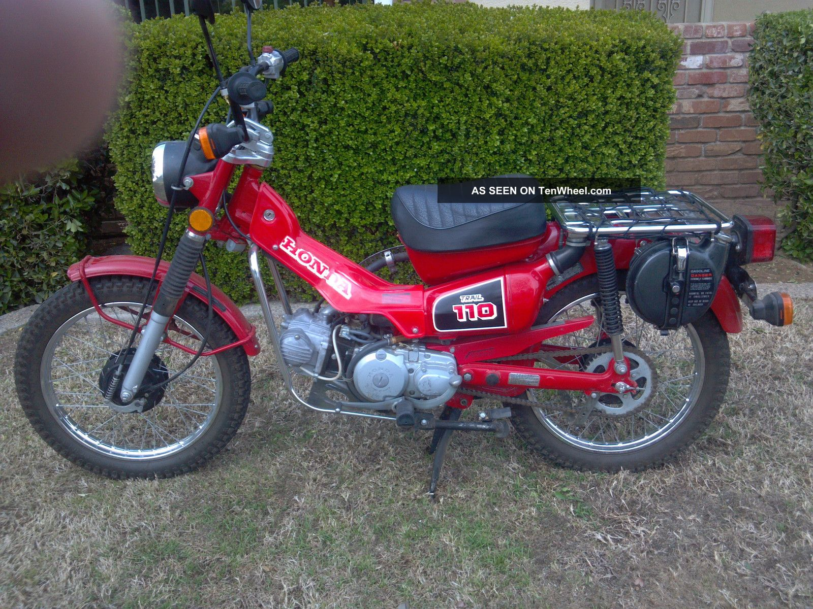 1986 honda ct 110 for Honda in ct