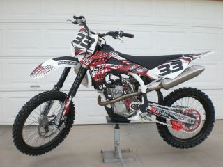 Husqvarna Tc 250 2010 Dirtbike photo