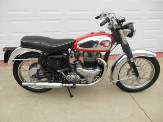 1963 Bsa Rocket photo
