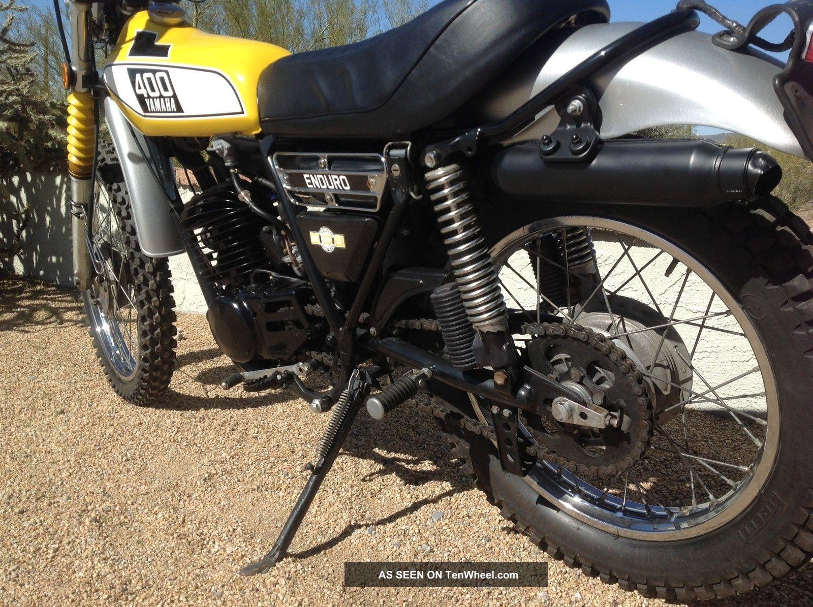 Yamaha dt 175 enduro
